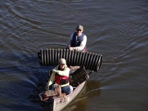 Iowa River Cleanup promotional image